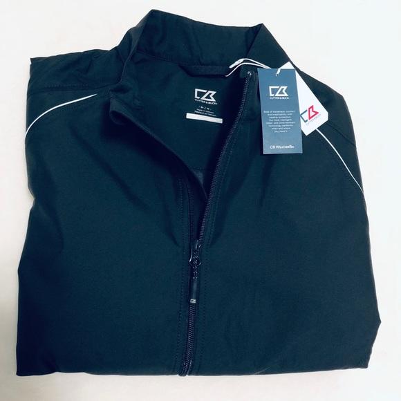 527ddc8ddb1 Cutter & Buck Jackets & Coats   Cutter Buck Weathertec Full Zip ...